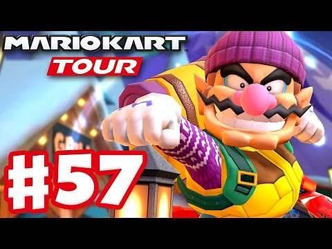 Hiker Wario! Vancouver Tour Week 2! - Mario Kart Tour - Gameplay Part 57 (iOS)