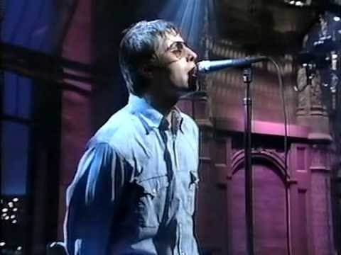Oasis - Live @ David Letterman Show (Full Сoncert)
