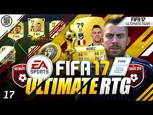 FIFA 17 ULTIMATE ROAD TO GLORY! #17 - 10K TEAM!!!!