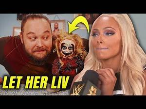 Liv Morgan RESPONDS To Bray Wyatt's Doll That Resembles Herself #LetHerLiv - WWE News