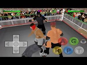 Royal rumble 2020 #royal rumble the game all wrestlers of wwe