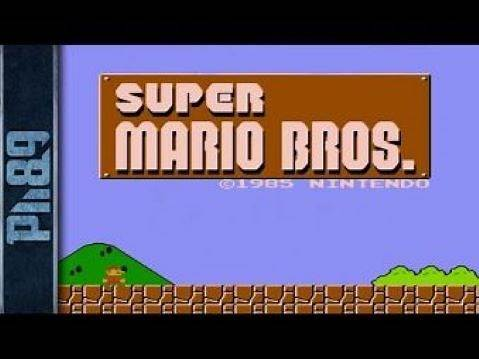 Super Mario Bros. (1985) Full Walkthrough NES Gameplay [Nostalgia]