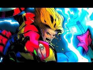 Captain Marvel Hulks Out, Wields Mjolnir & Smash Vox Supreme : Last Avenger Finale Explained