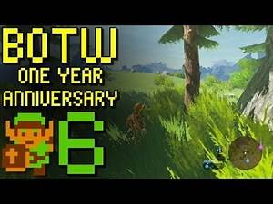 Breath of the Wild One Year Anniversary Episode 6