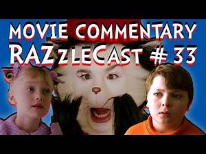 RAZZLECast #33: The Cat in the Hat (2003) - Full Movie Commentary