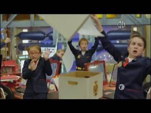 TIME STOP - The Odd Squad - The Kid Agents Are Frozen In Time w/ Villain Time Freeze