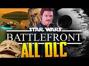 Star Wars Battlefront News | ALL DLC & FREE CONTENT FOR 2016 CONFIRMED ( Patch Info)