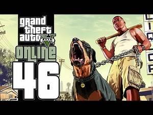 Let's Play GTA V Online (GTA 5) - EP46 - BMXing