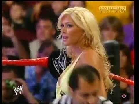 07.30.06 HEAT Torrie Wilson vs Victoria (Rare match)