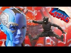 Spider Man Action Series episode 9 Trailer