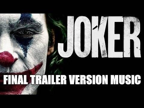 JOKER Trailer 2 Music Version   Proper Final Trailer Movie Soundtrack Theme Song