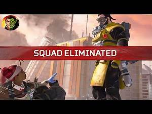 if you think YOU'RE having a Bad Day in Apex Legends - watch this...