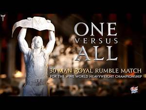 WWE Royal Rumble 2016 Official And Full Match Card (Old Section)
