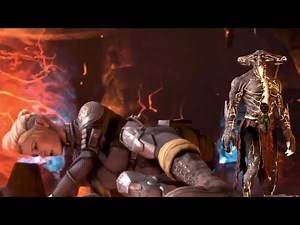 Mortal Kombat X - Cassie Cage's Story [Final Chapter]