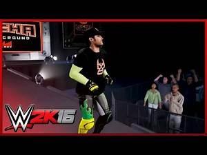 Angelico CAW - WWE 2K16