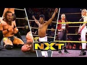 WWE NXT Highlights 5th February 2020 HD - WWE NXT Highlights 05/02/2020 HD