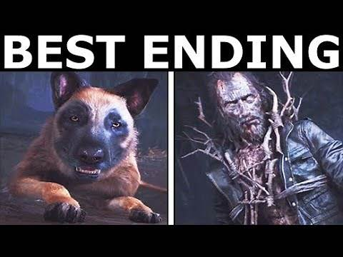 Blair Witch - Good Ending & The Best Final Outcome (Horror Game)