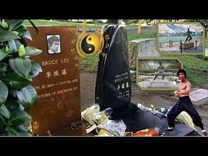 Tribute To The Legendary Bruce Lee | Visiting The Bruce & Brandon Lee Memorial In Seattle