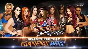 Brie Bella vs Sasha Banks vs Becky Lynch
