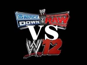 Smackdown vs Raw 2007 to WWE 12: THE ULTIMATE COMPARISON