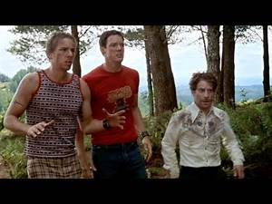 Without A Paddle (7/8) Best Movie Quote - Grenade End Scene (2004)