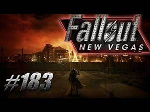 Let's Play Fallout New Vegas (part 183 - No Soup For You)