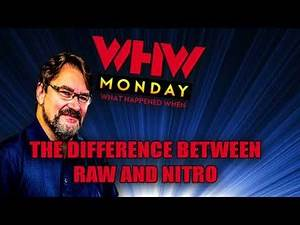 Tony Shoots on the Difference between WWF Raw and WCW Nitro