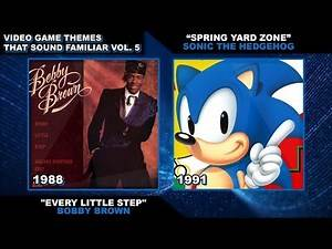 Video Game Themes that Sound Familiar Vol. 5