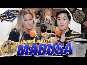 Madusa Counts Down Top 5 Moments of Her WWF/WCW Career