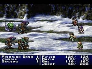 CGRundertow FINAL FANTASY II for PlayStation Video Game Review