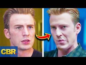 There Might Be Two Different Versions Of Steve Rogers (Marvel Avengers Endgame Theory)