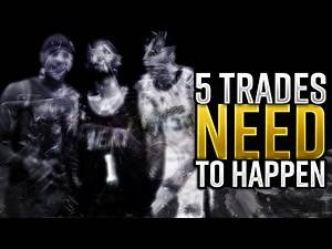 Top 5 NBA TRADES that NEED to Happen