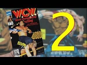 WCW Comic (1992 ) Issue 2- HEEL