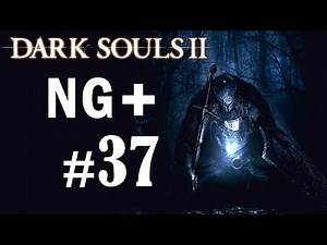 DARK SOULS 2 (New Game Plus) Walkthrough - Part 37 Shrine Of Amana PS3 HD