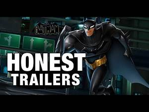 Honest Trailers | Beware the Batman (Fan Video)