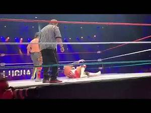 Silver King Dies in the Ring at a Lucha Libre Live Event in London ( #RIP )