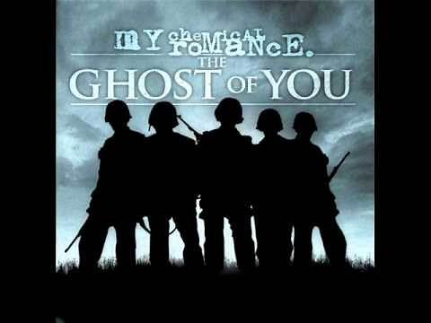 My Chemical Romance The Ghost Of You, Lyrics in desc.