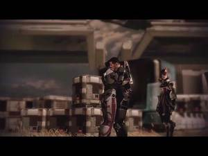 Ashley Williams - Mass Effect & Mass Effect 2