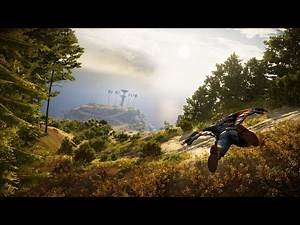 Just Cause 3 is the Most Video Game Video Game of 2015