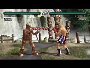 Tekken 5 DR HD - Random Mokujin
