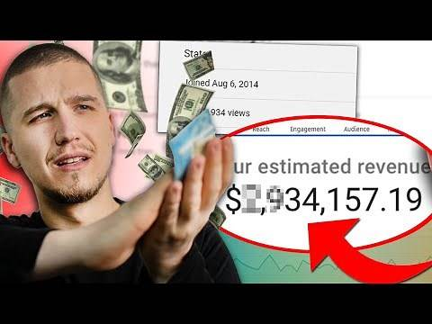 How Much Money I Make As A Game Development YouTube Channel