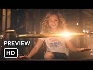 """DC's Stargirl (The CW) """"Cast Meets Comics"""" Featurette HD - Brec Bassinger Superhero series"""