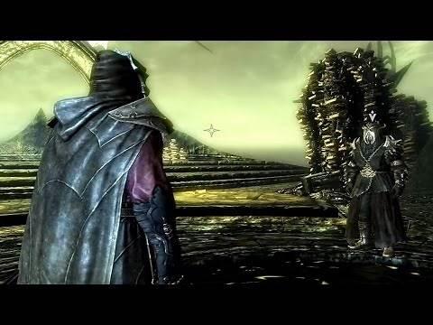 TES V: Skyrim : Dragonborn DLC - At the Summit of Apocrypha