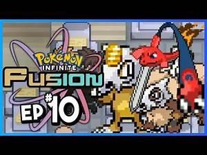 Pokemon Infinite Fusion Part 10 WORST TEAM SO FAR! Pokemon Fan Game Gameplay Walkthrough