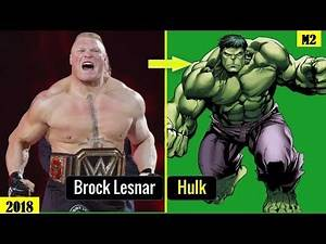 Top 20 WWE SUPERSTAR Who Look alike CELEBRITY