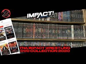 TNA/iMPACT Wrestling DVD Collection 2020
