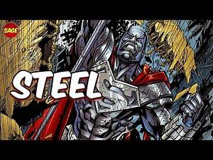 """Who is DC Comics' Steel? """"Iron Man"""" with a """"Mjolnir"""""""