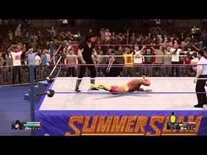 Undertaker '91 ' Old School and Tombstone Piledriver