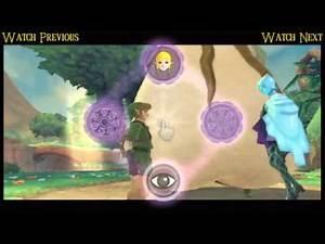 Legend of Zelda: Skyward Sword [Live commentary THIRTEEN: The Kikwis']
