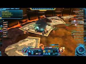 ★ SWTOR Tanking - Eternity Vault Normal - SOA The Infernal One, ft. Towelliee